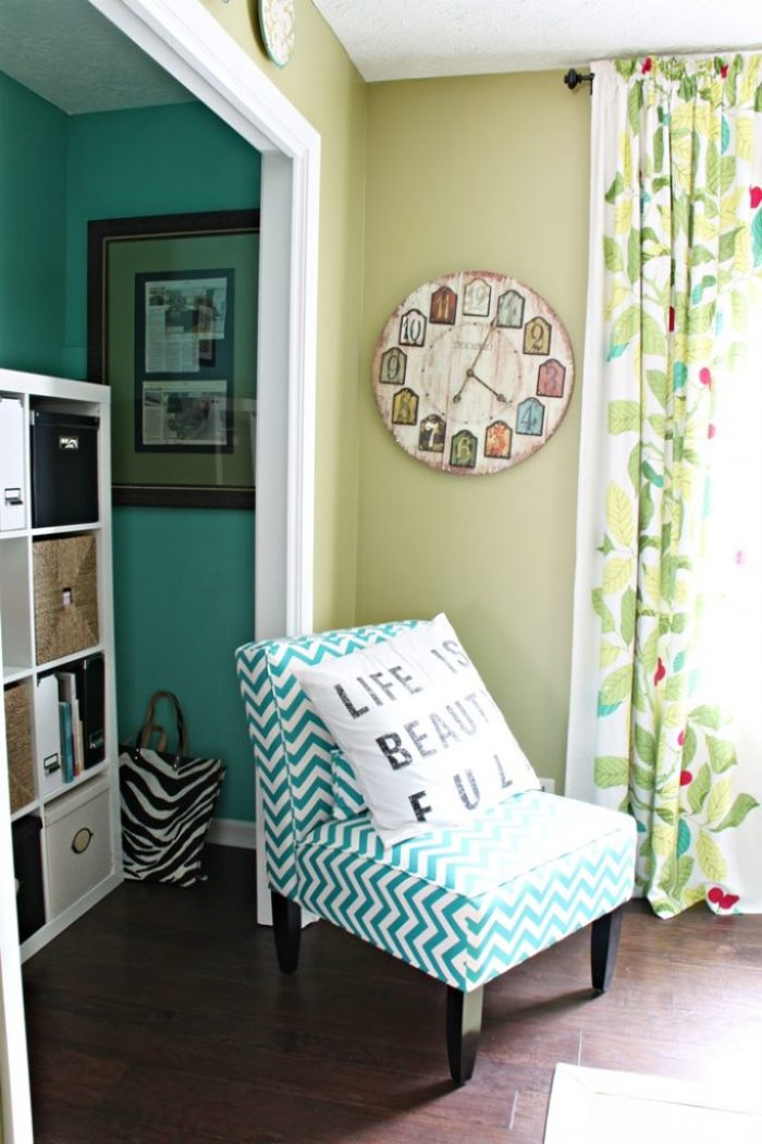 office chevron chair