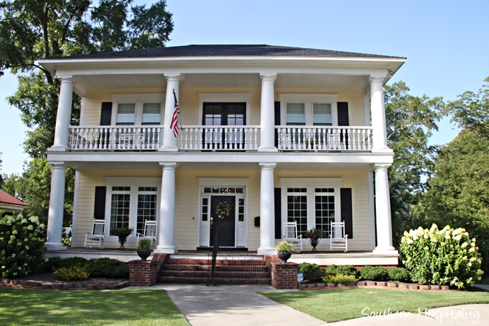 Feature Friday Veranda On Main Bed And Breakfast Southern Hospitality