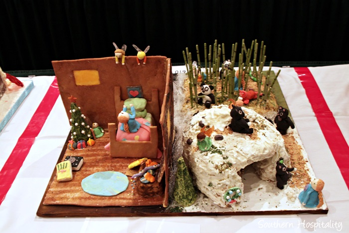 gingerbread house competition063