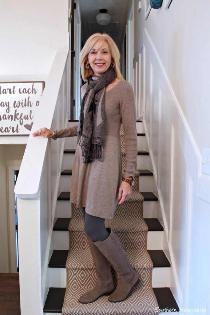 Fashion Over Fifty More Sweaters And Dresses Southern
