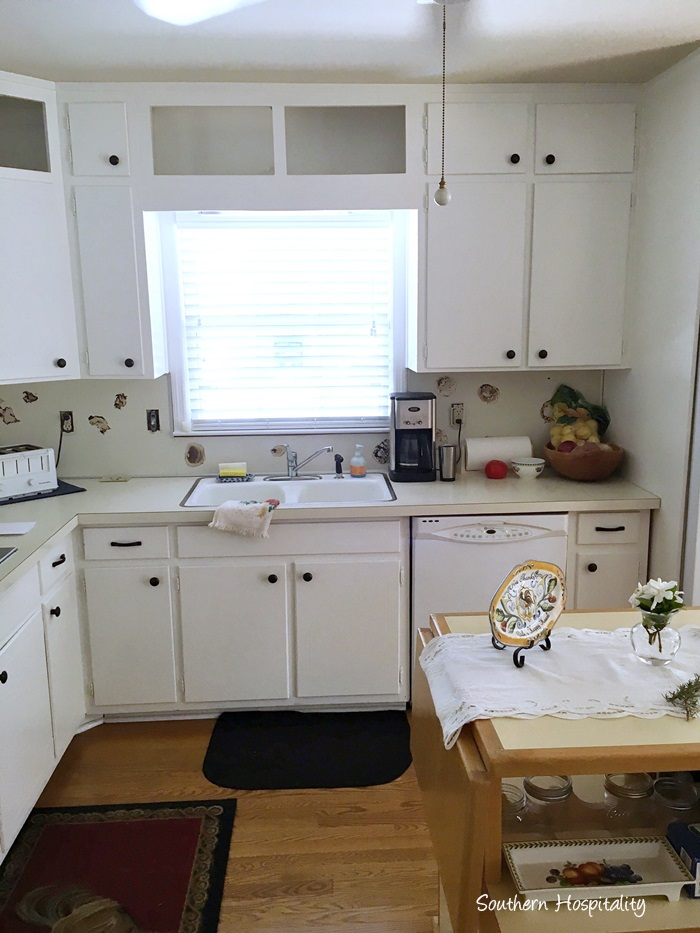 Kitchen Updates in the 1950s Kitchen  Southern Hospitality