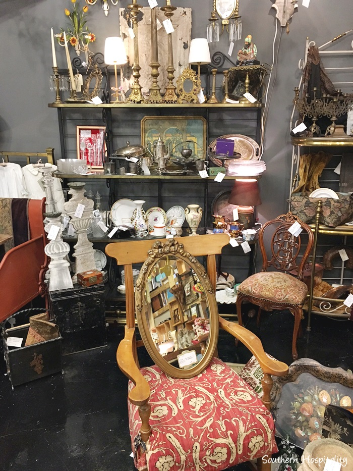 Save - Antiques Shopping In Nashville - Southern Hospitality