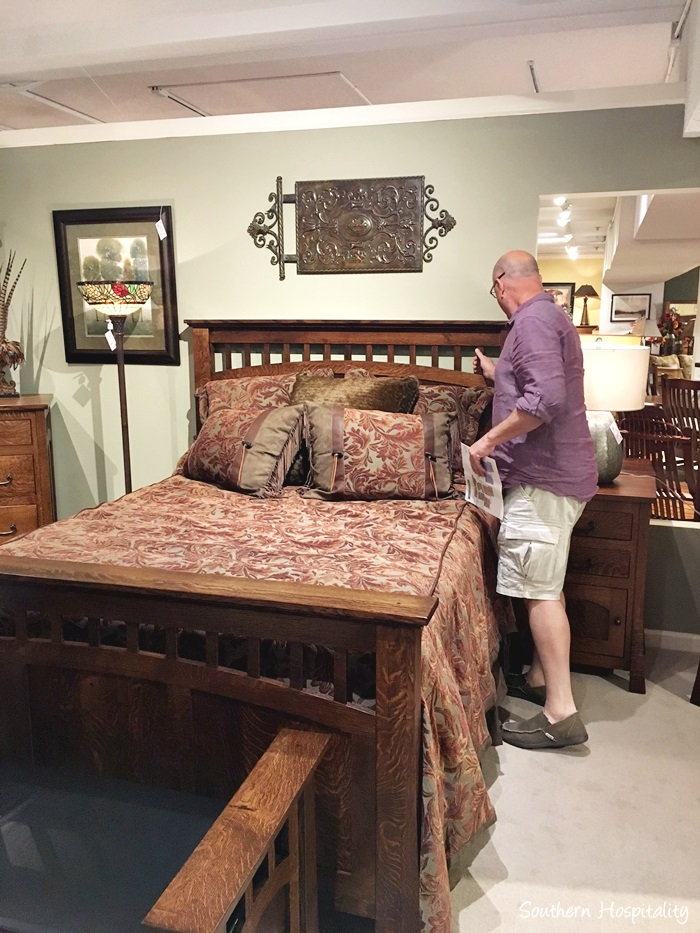So, Remember We Were Talking About Buying Some Bedroom Furniture? I Found  Out Early On When Talking To Mark About His Taste In Furniture Styles, ...