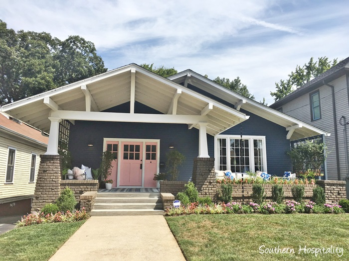 Feature Friday HGTV Urban Oasis House Knoxville TN Southern