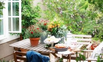 French Garden House Fall Tour