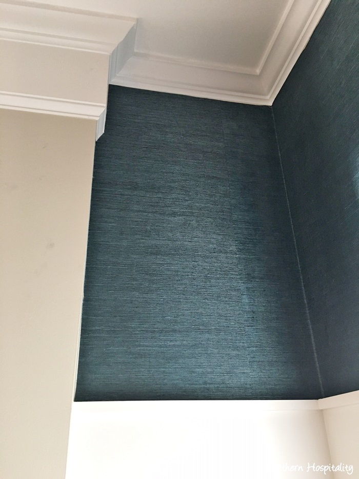 Lessons Learned from Grasscloth Wallpaper