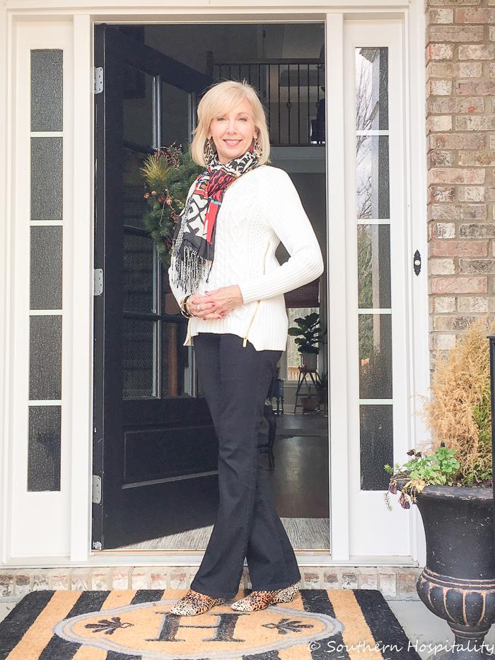 15a8efda958e Fashion over 50: Fall Staples - Southern Hospitality