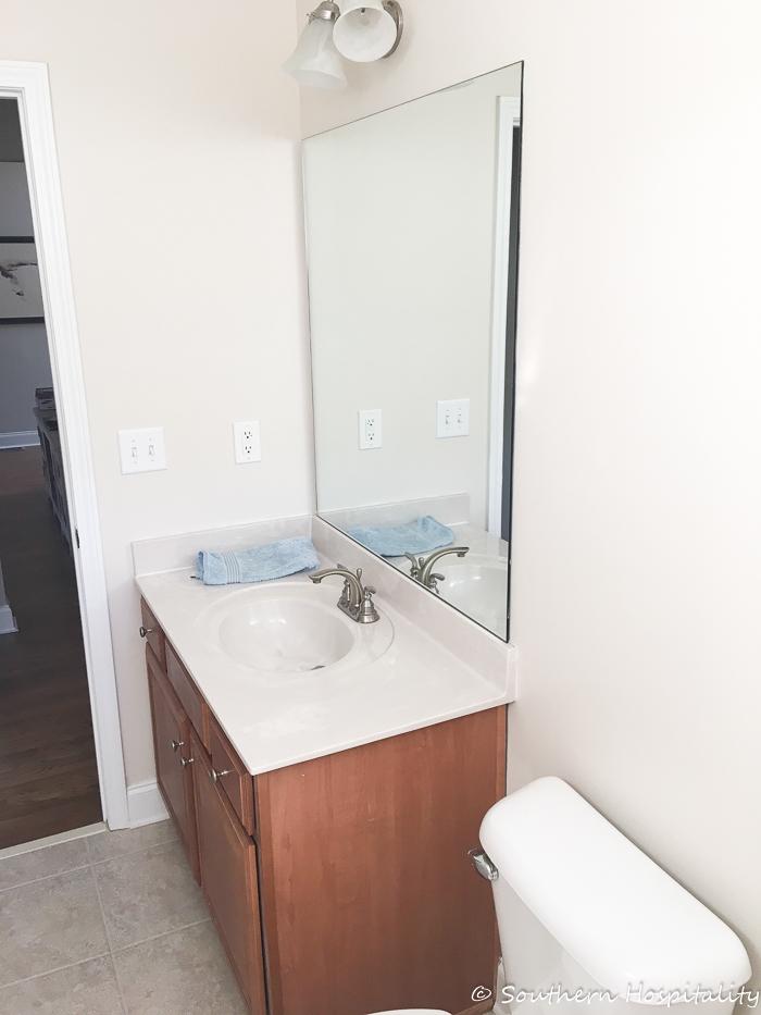 Guest Bathroom Renovation Southern Hospitality - Guest bathroom renovation