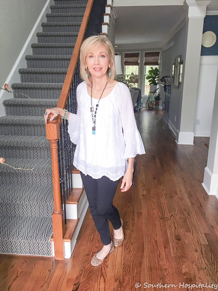 Fashion Over 50 Casual Spring Looks Southern Hospitality