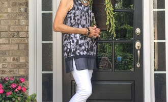 Fashion over 50:  Summer Casuals