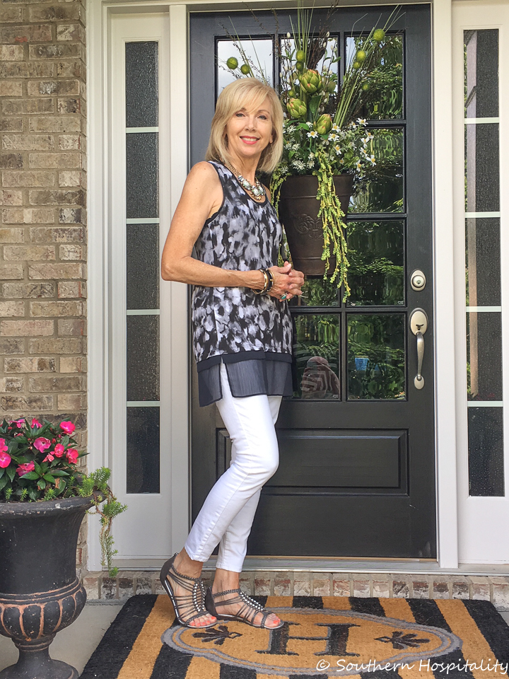 fashion over 50 Summer Casuals