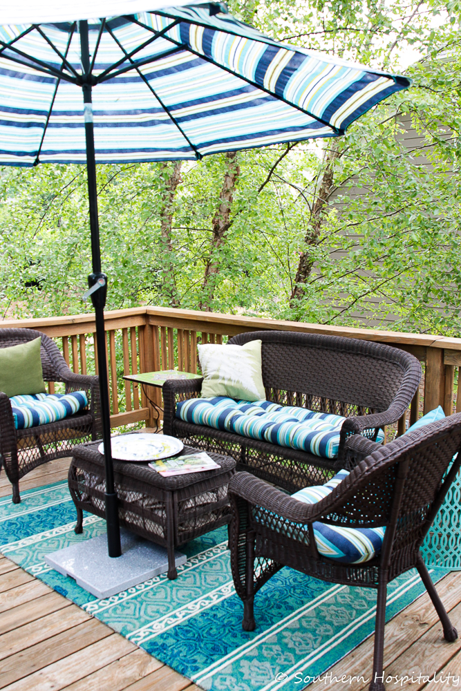 Treehouse Deck Space