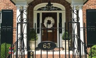 Window Boxes, Doors, & Gates of Charleston