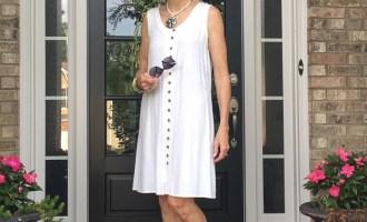 Fashion over 50:  Summer Dresses