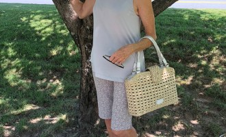 Fashion over 50:  Shorts and Cool Tops