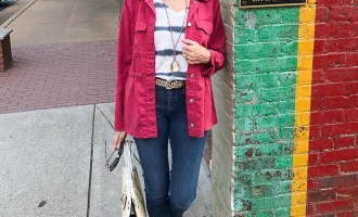 Fashion over 50:  Looking Ahead to Fall