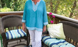 Fashion over 50:  Vicki's Back!