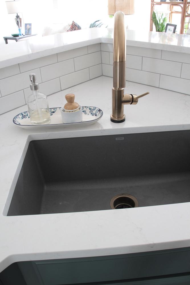why i chose a blanco silgranit sink
