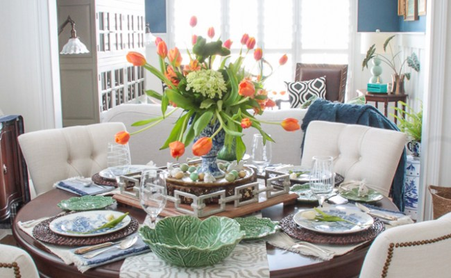 Spring Decorating Ideas 2019 Southern Hospitality
