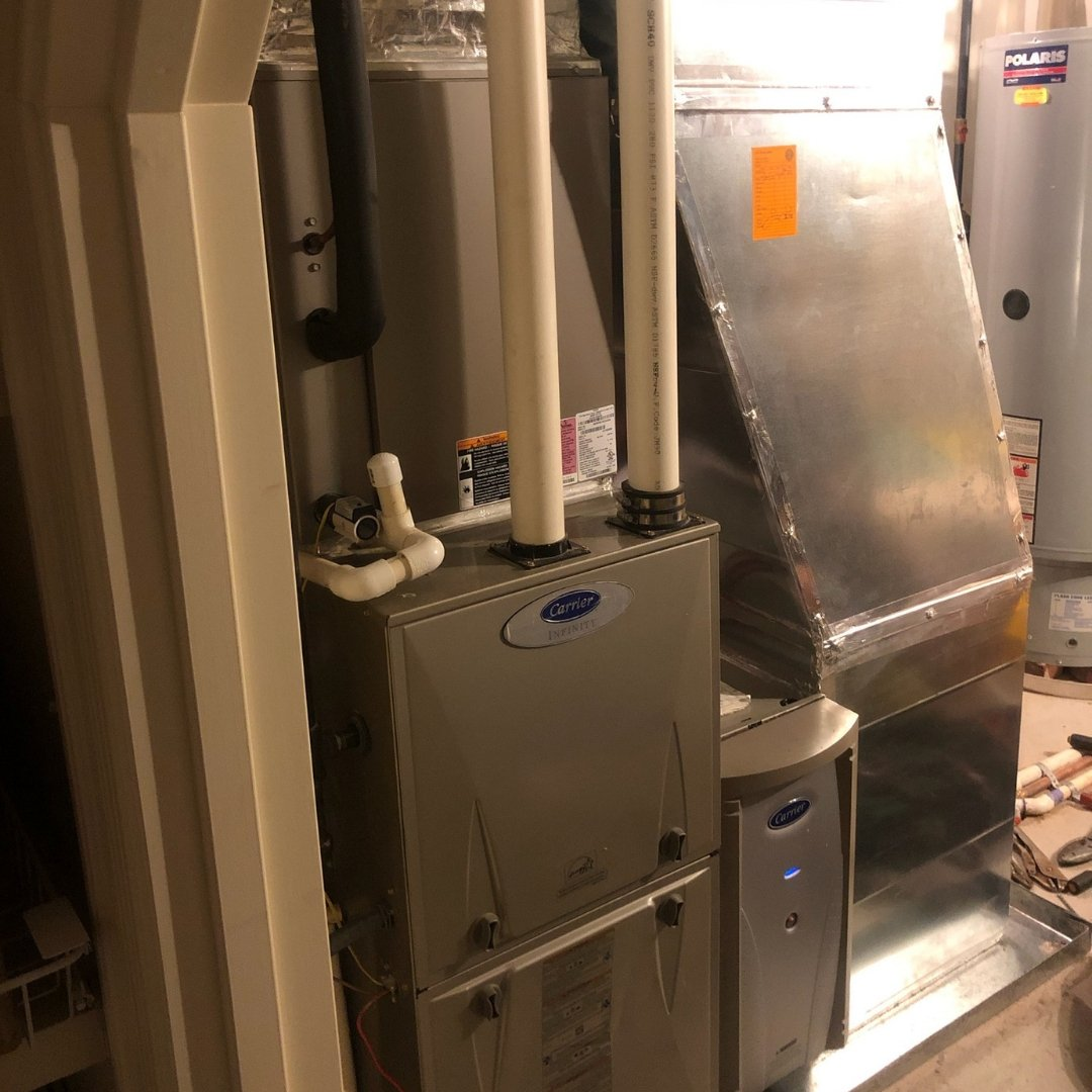 Heating - Furnace Installed - Gallery