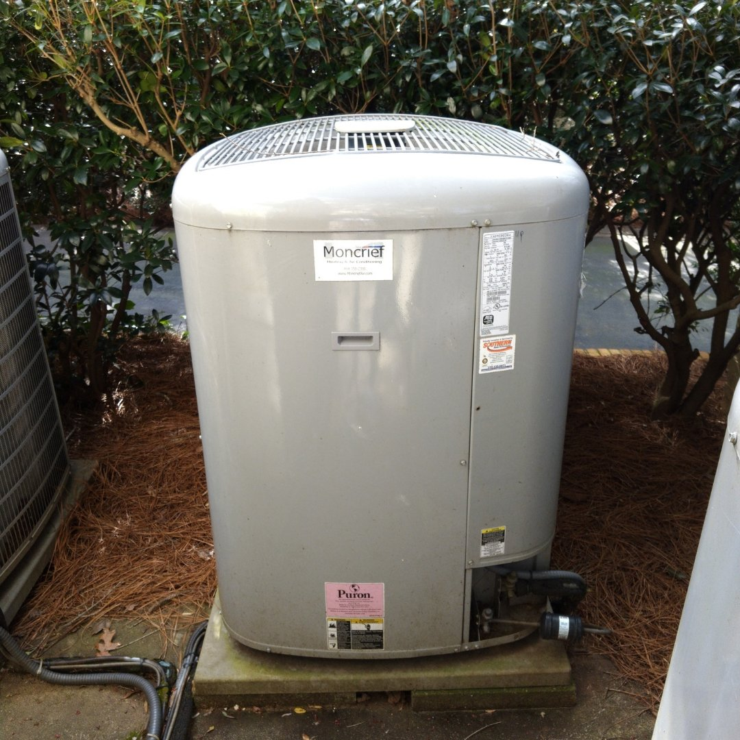 Side View of Air Conditioner - AC Page Gallery