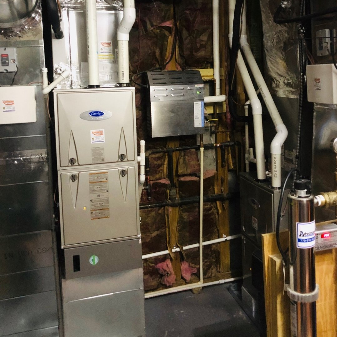 Multiple Heating Unit - Heating Page Gallery