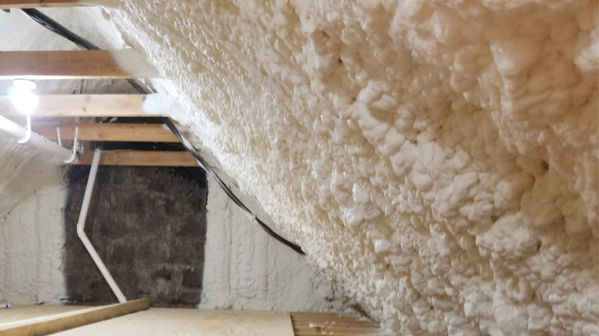 Insulation - An Important Step of Attic Encapsulation - Page Gallery