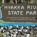 MyakkaRiverStateParkSign