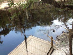 Woods Ferry River Camp Canoe Racks