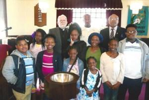 Baptism - Epiphany Jackson