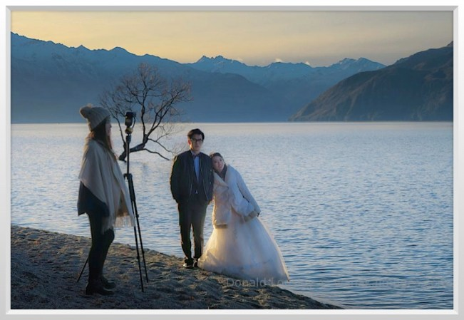 Wanaka wedding