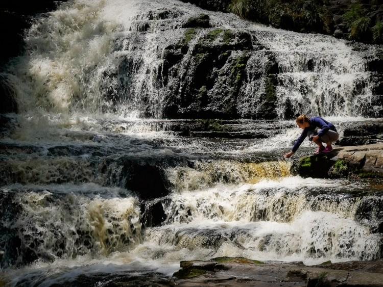 Mcleans waterfall, Catlins, Otago, NZ