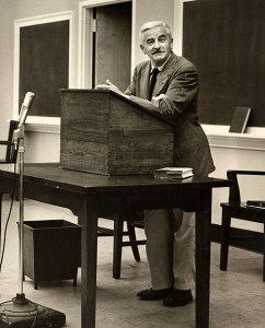 Hear William Faulkner in His Own Words