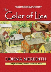 """The Color of Lies,"" by Donna Meredith"