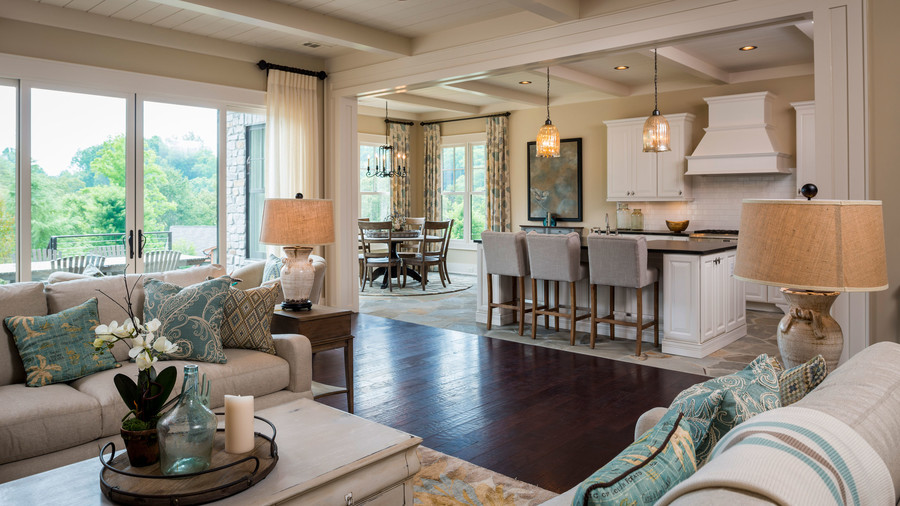 Open Floor Plans We Love