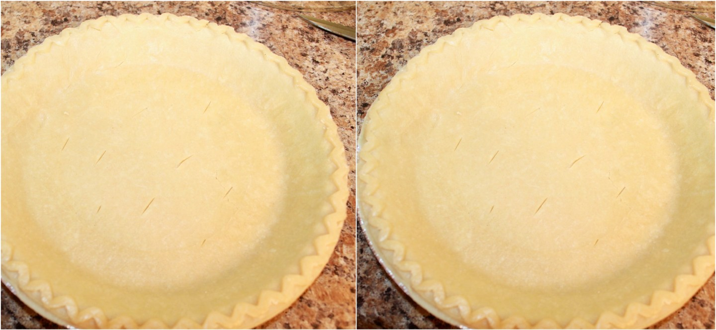 Store bought or homemade crust for sweet potato pie recipe