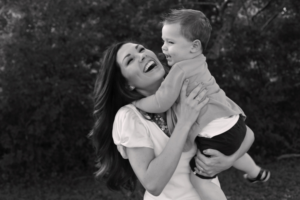Mama + Son Picture - Southern Made Blog