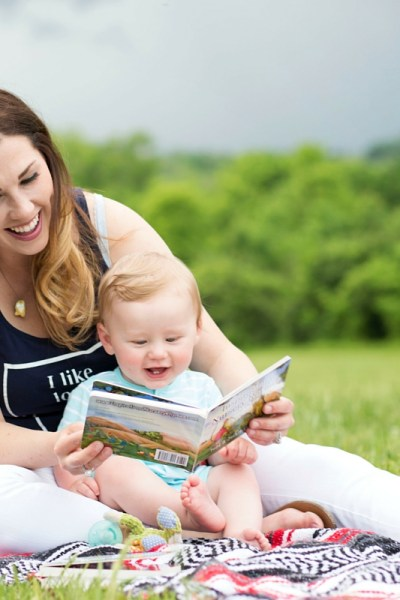 Summer Reading Favorites for Kids | Southern Made Blog | These are some of our top summer reading favorites for the kids. They're great in helping encourage manners and giving thanks and teaching responsibility! Anything to help make parenting a little easier, I'm all about and we love these books!