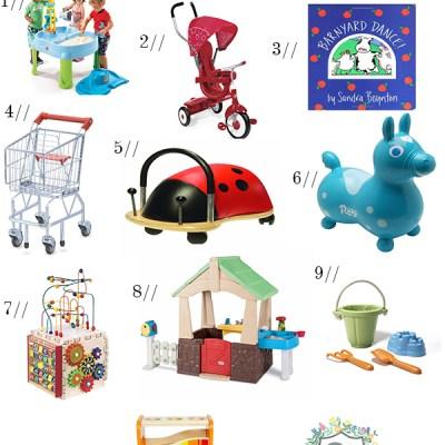 1st Birthday Gifting Ideas