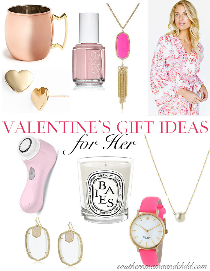 Valentines Gift Ideas For Her Southern Mama Guide