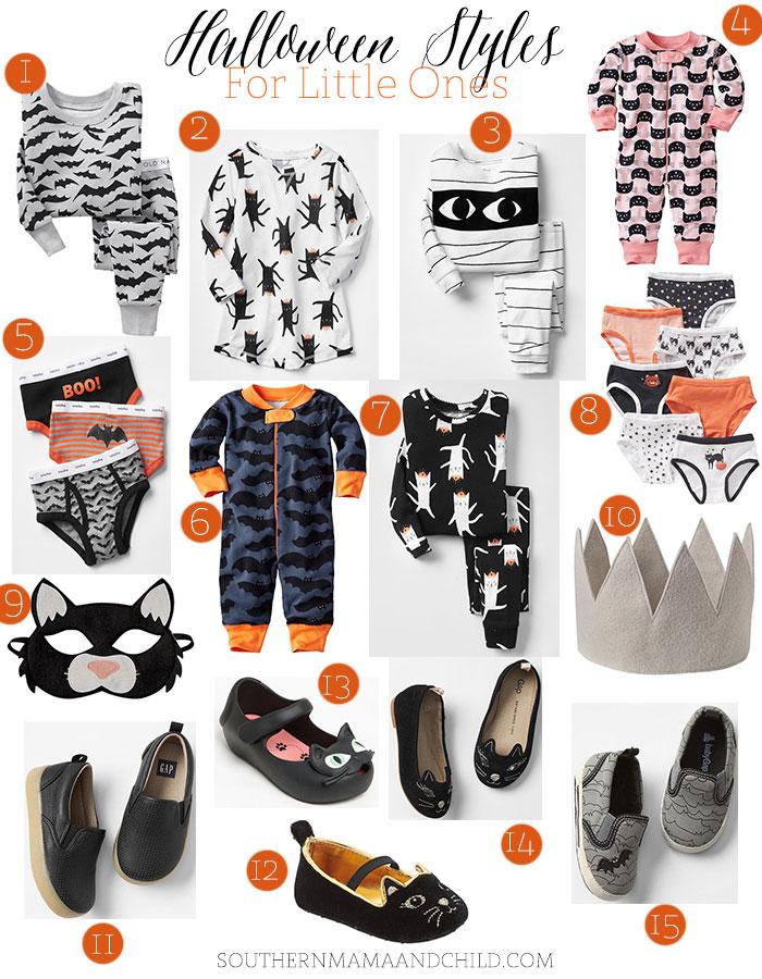 Halloween-Styles-For-Little-Ones