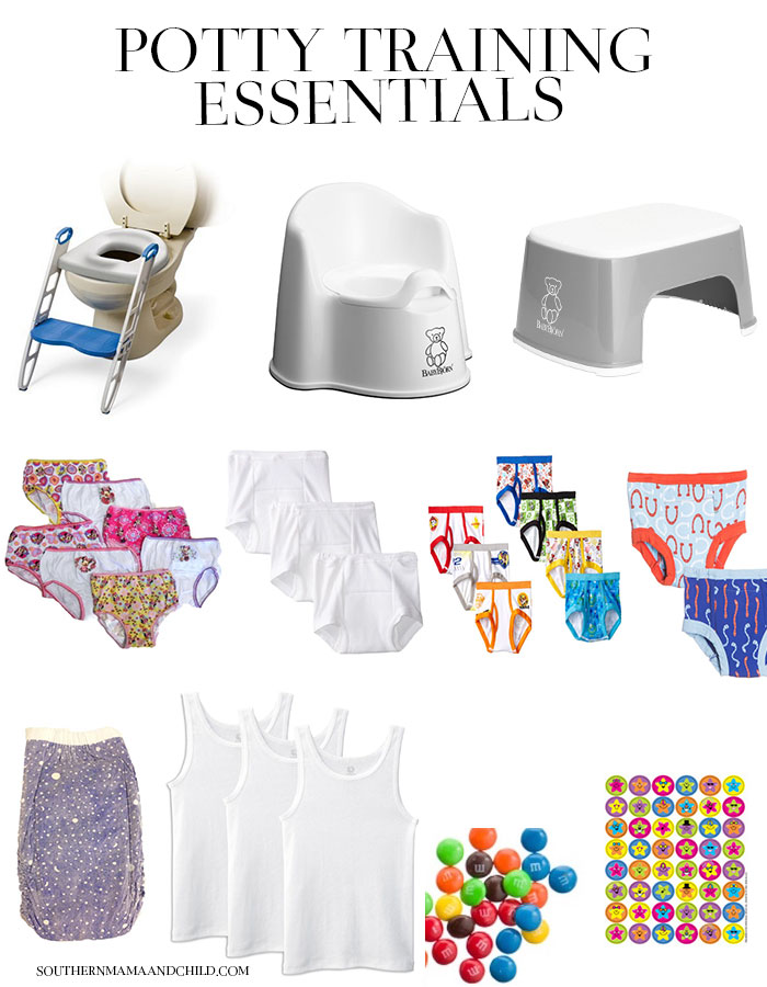 Potty-Training-Essentials