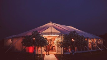 A stunning shot of one of our marquees taken by http://lemonadepictures.co.uk