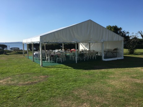Our multispan marquees are so versatile and allow you to make the most of your garden, views and weather!