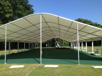 multispan frame marquees