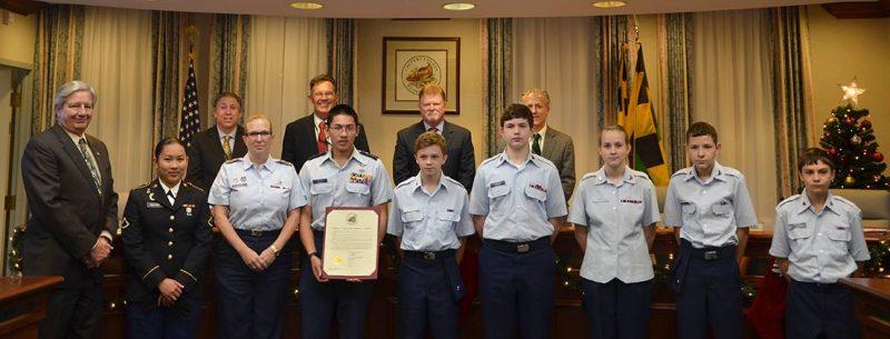 CAP-Cadets