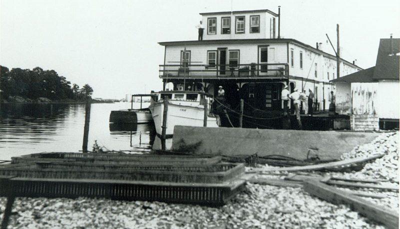 James Adams Floating Theatre