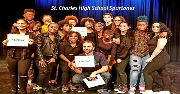 The-Spartones-of-St-Charles-High-School