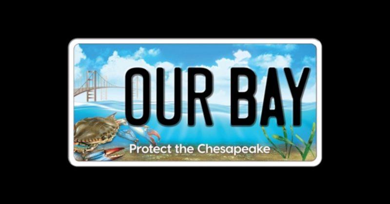 Chesapeake-Bay-License-Plate