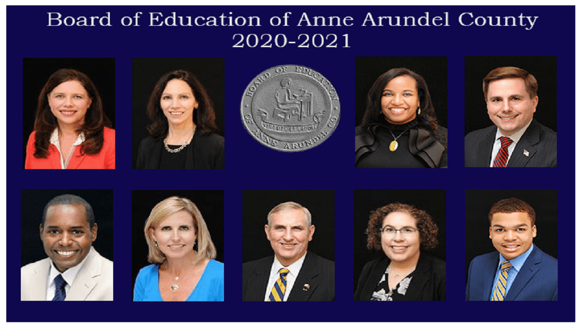 Aacps Calendar 2021-22 Anne Arundel Board Of Education Scheduled To Review 2021 2022